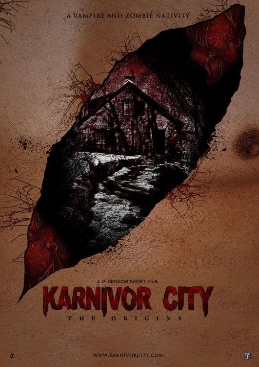 Karnivor City: The Origins**