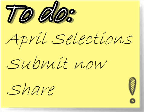 April Selection now opened!