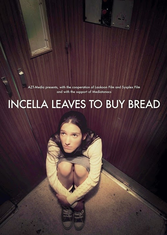 Incella leaves to buy bread*