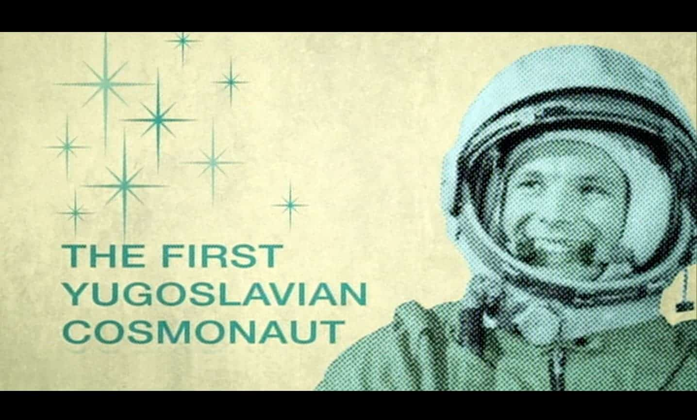 The First Yugoslavian Cosmonaut