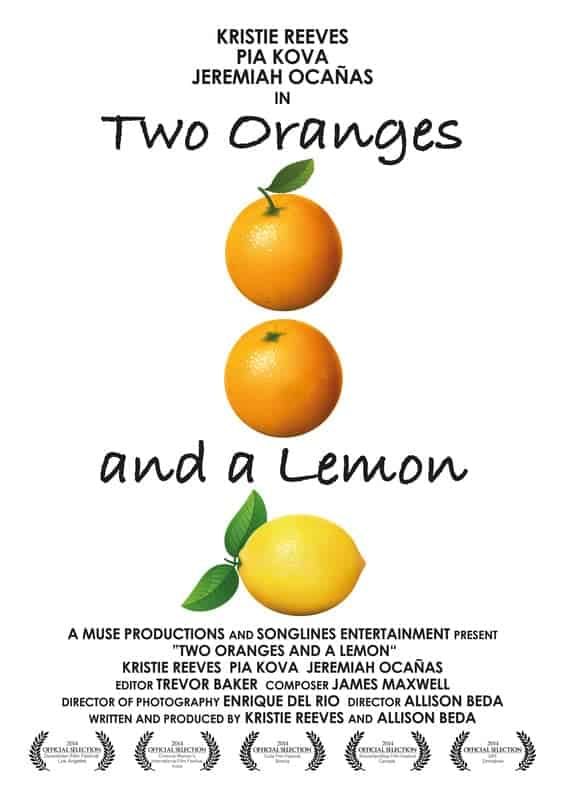 Two Oranges and a Lemon* (FEB)