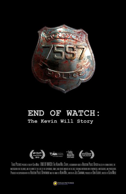 End of Watch: The Kevin Will Story