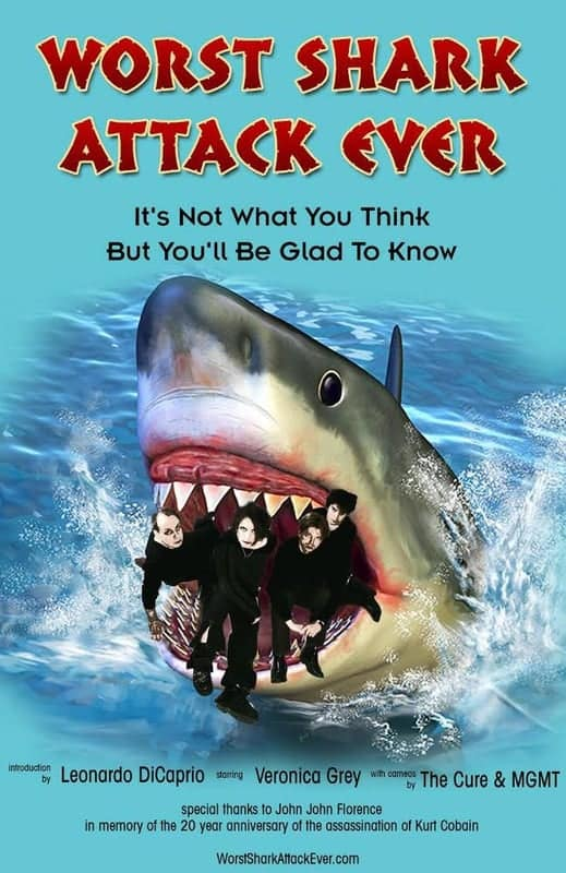 Worst Shark Attack Ever