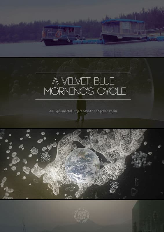 A Velvet Blue Morning's Cycle