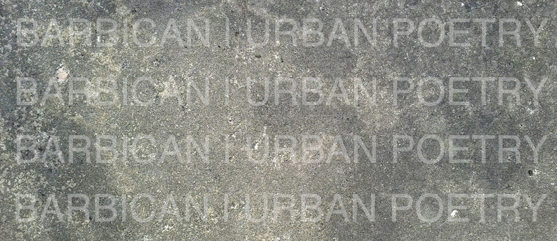 BARBICAN | Urban Poetry