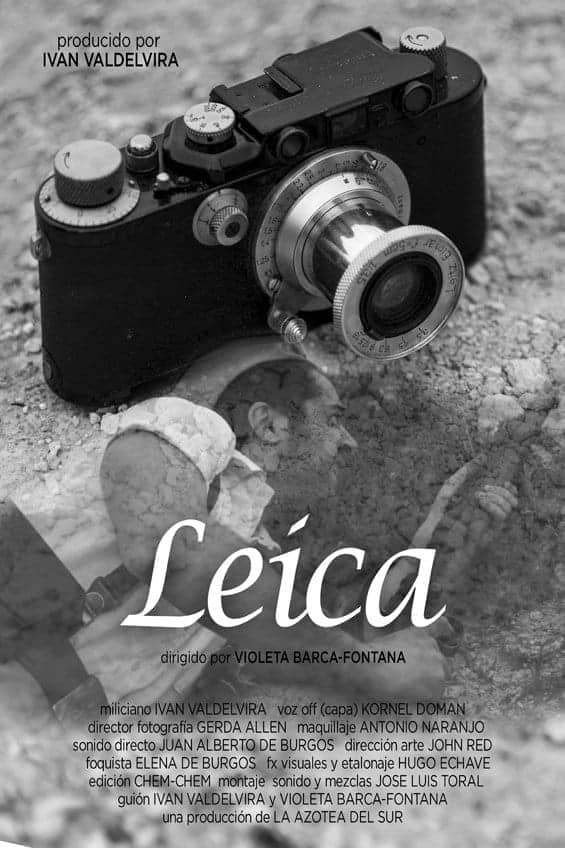 Leica – Robert Capa's Eyes*