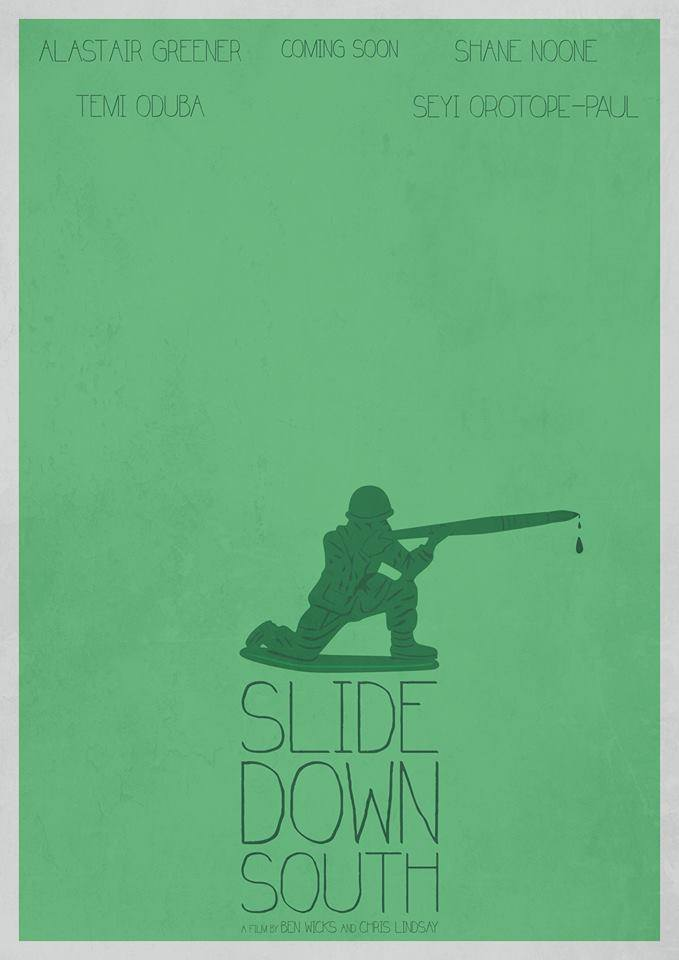 Slide Down South
