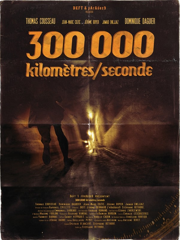 300 000 KILOMETERS PER SECOND*