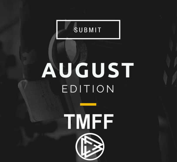 Submit for the August Edition!