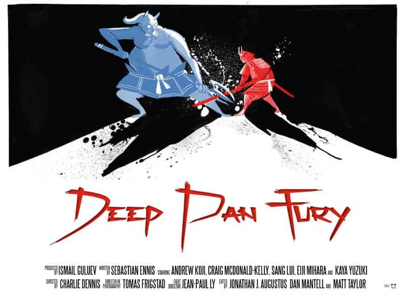 Deep Pan Fury*