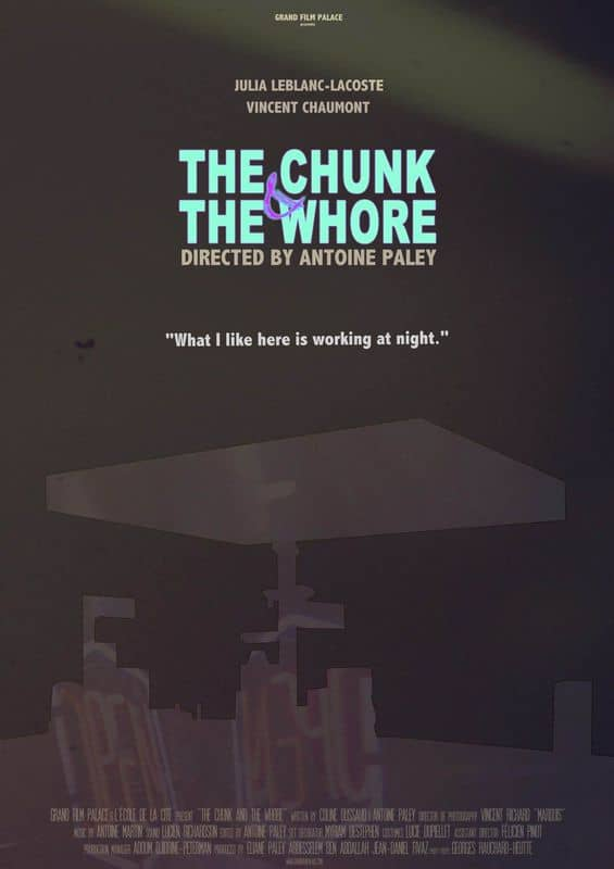 The Chunk and the Whore*