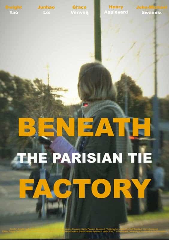 Beneath the Parisian Tie Factory*