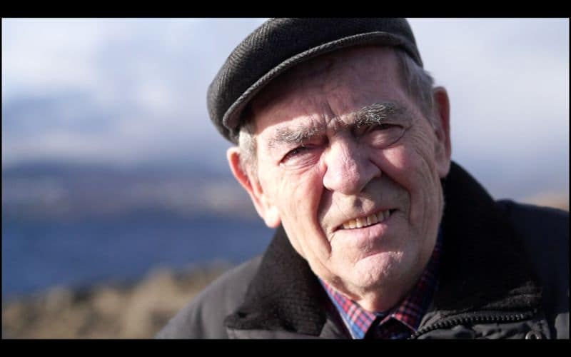 The fisherman from Nólsoy