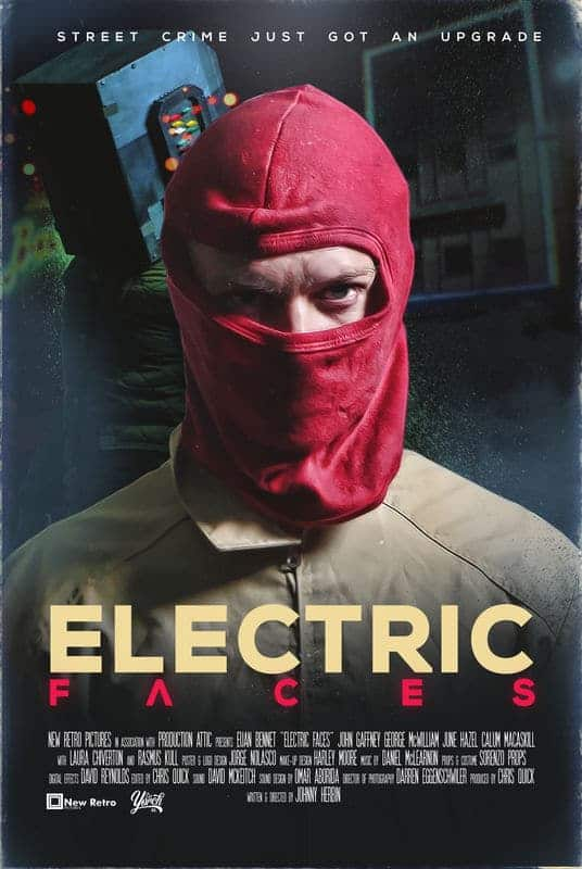 Electric Faces (TRAILER)