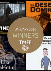January Winners