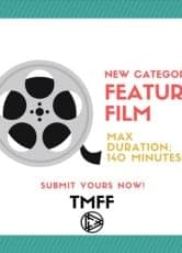 NEW CATEGORY: Feature Film