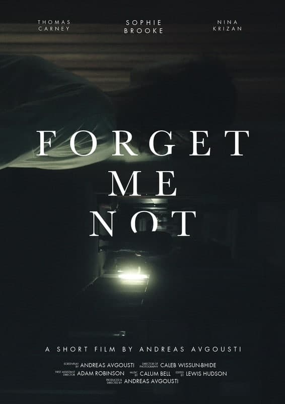 Forget Me Not*