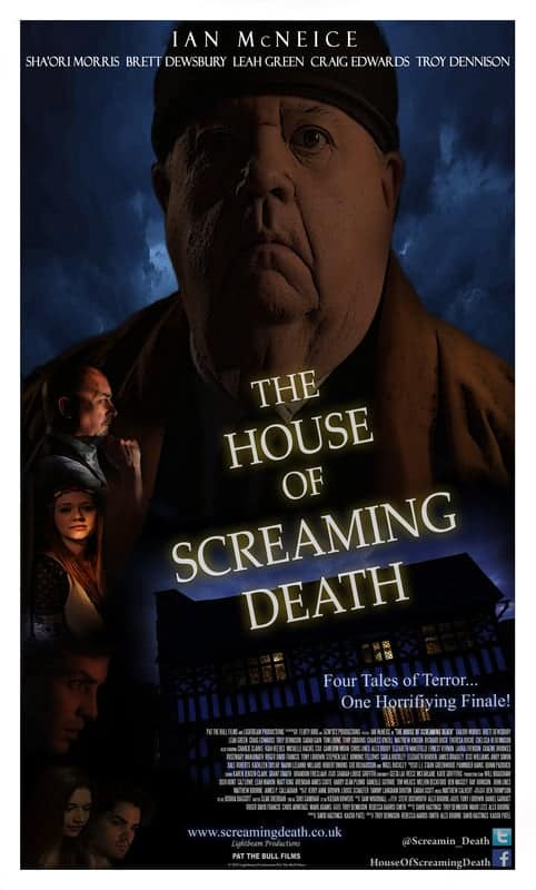 The House of Screaming Death (TRAILER)