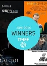 June 2016 Winners