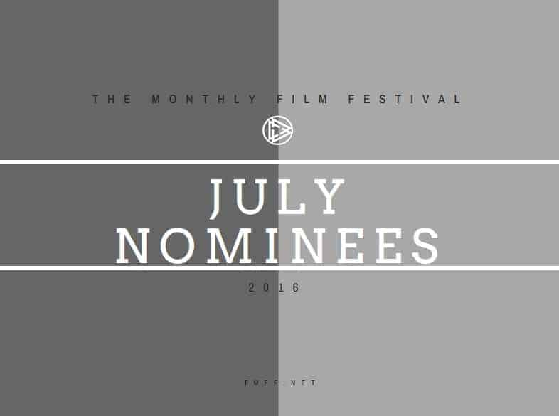 July Nominees Announced