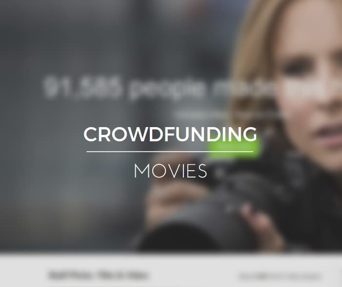 Crowdfunding Movies - The way to get it done