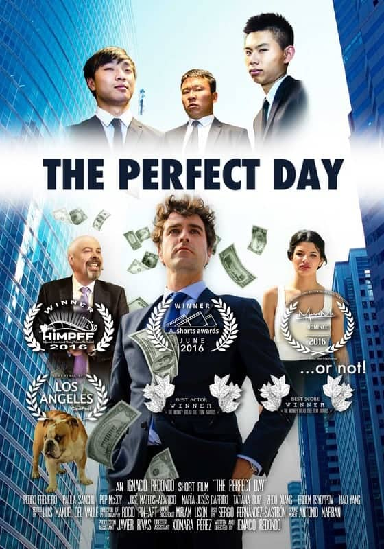 THE PERFECT DAY*