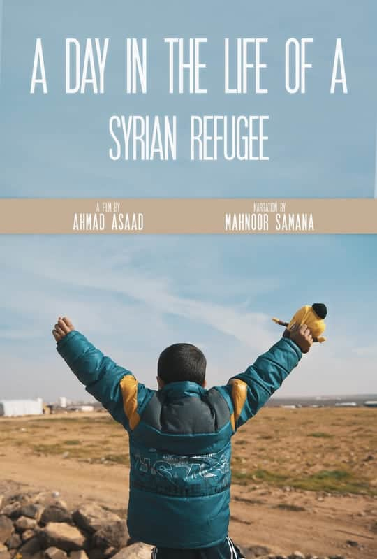 A day in the life of a Syrian refugee