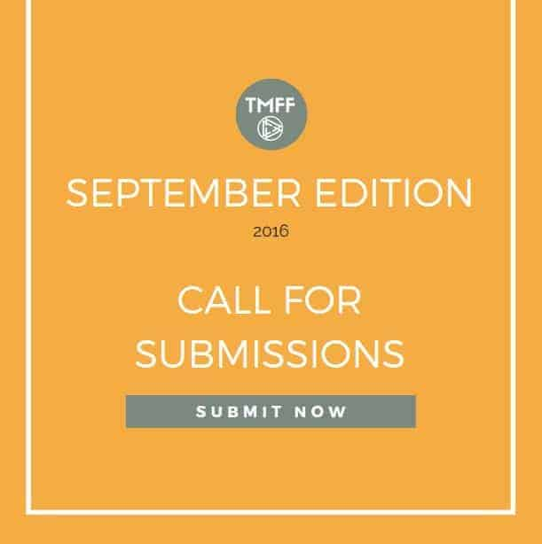 Call for Submissions: September