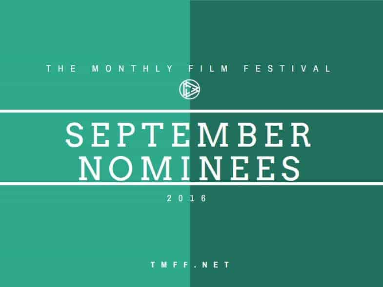 September Nominees Announced