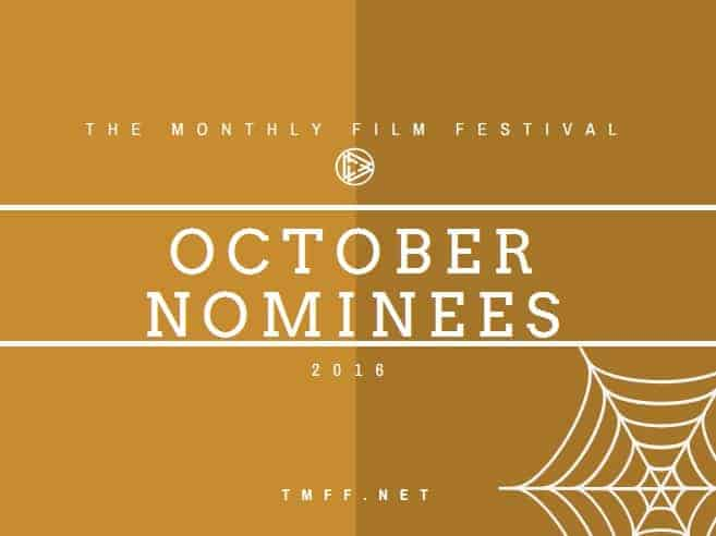 October Nominees Announced