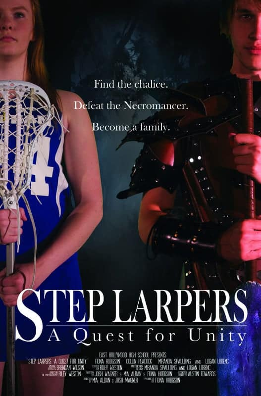 Step-Larpers: A Quest for Unity*
