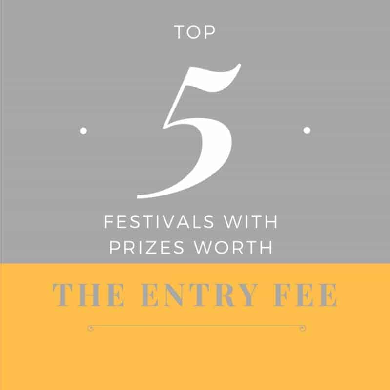 Top 5 Film Festivals With Prizes Worth The Entry Fee