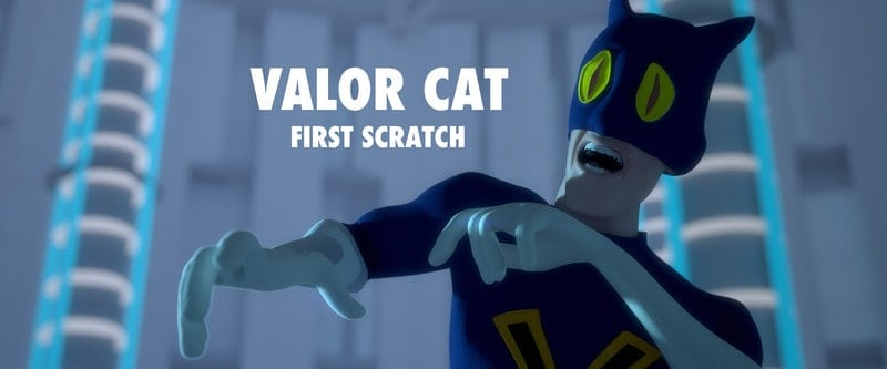 Valor Cat: First Scratch