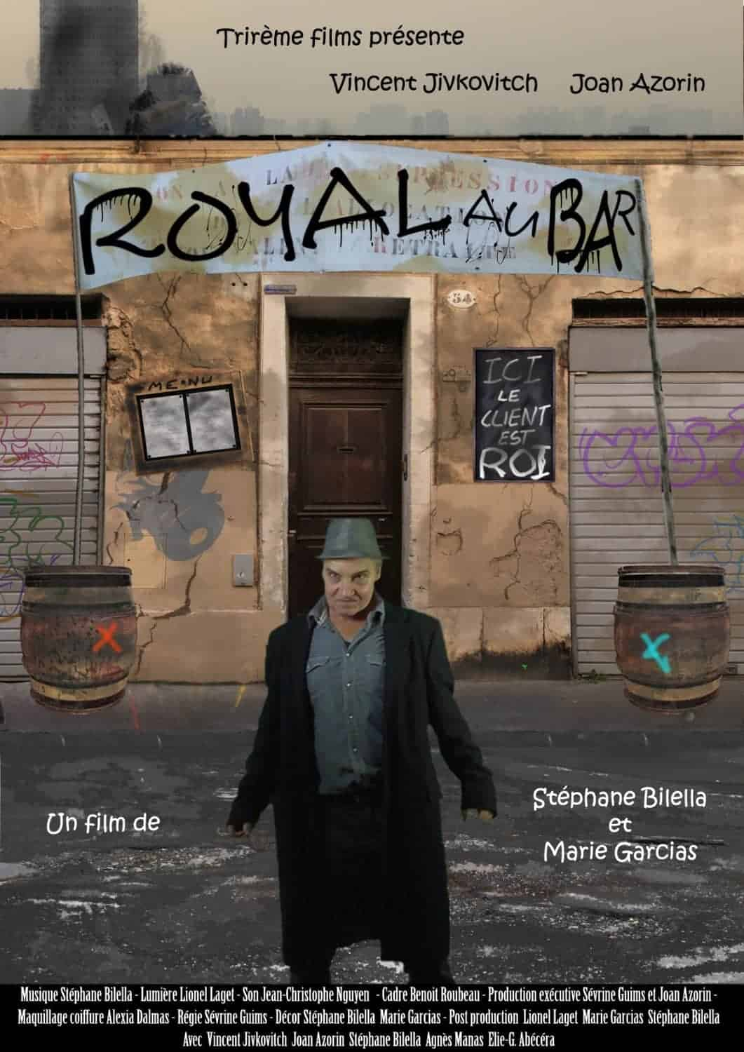 The King of the Bar*