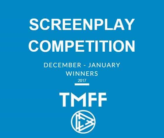 December-January Screenplay Competition Winners
