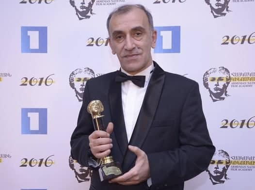 Interview with FILM OF THE YEAR winner: Edgar Baghdasaryan
