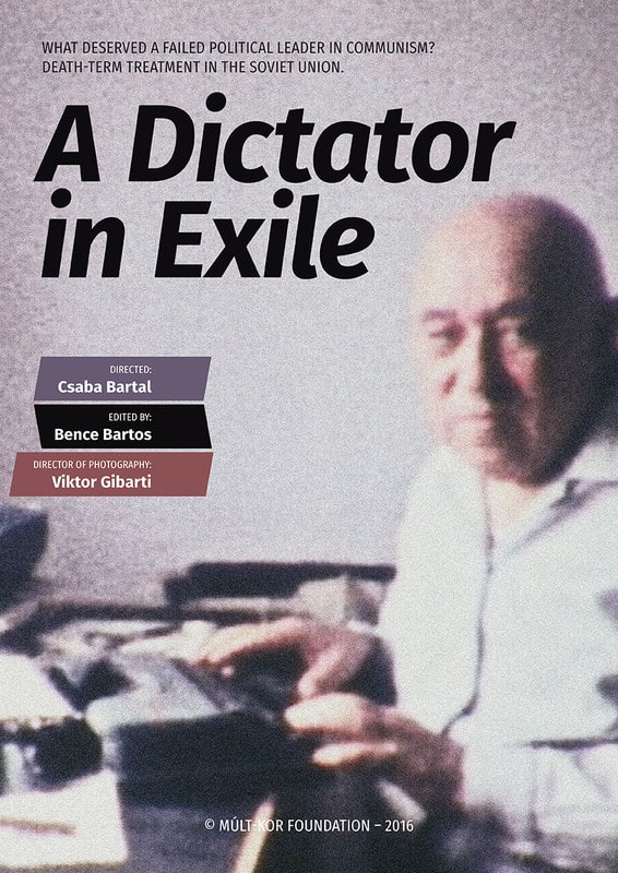 A Dictator in Exile*