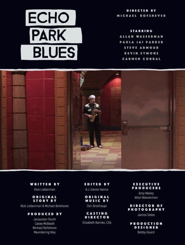 Echo Park Blues*