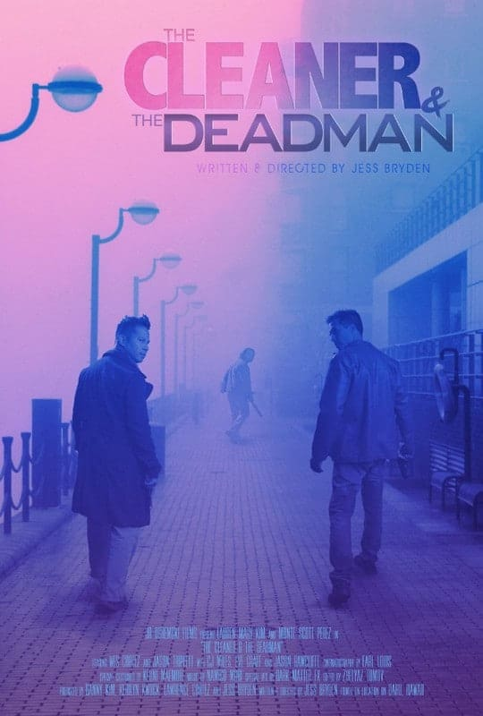 The Cleaner and the Deadman (TRAILER)