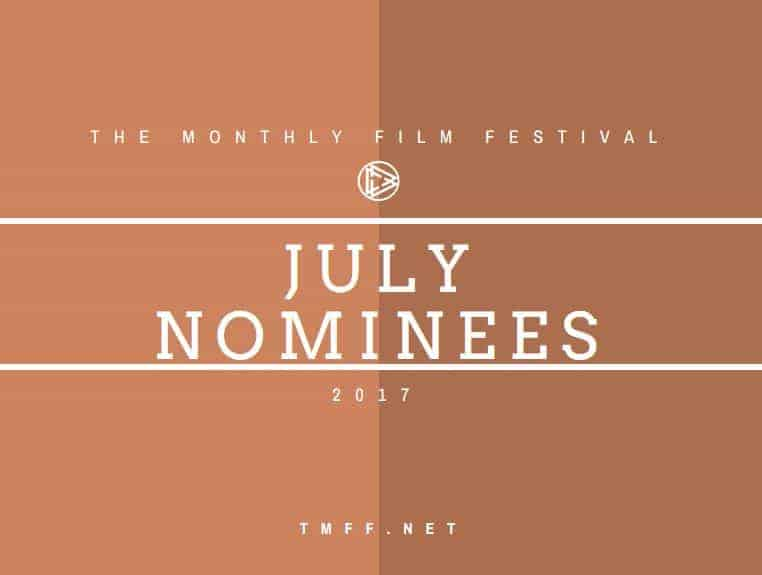 July 2017 Nominees Announced
