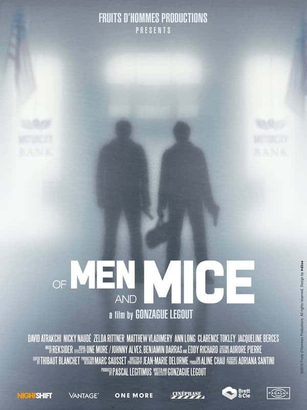 OF MEN AND MICE*