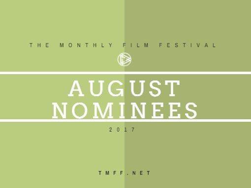 August 2017 Nominees Announced