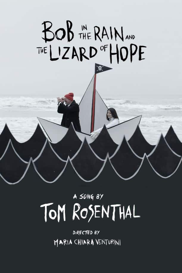 Bob in the Rain and the Lizard of Hope