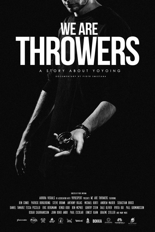 We Are Throwers*