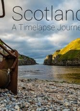 Scotland 4K – A Timelapse Journey