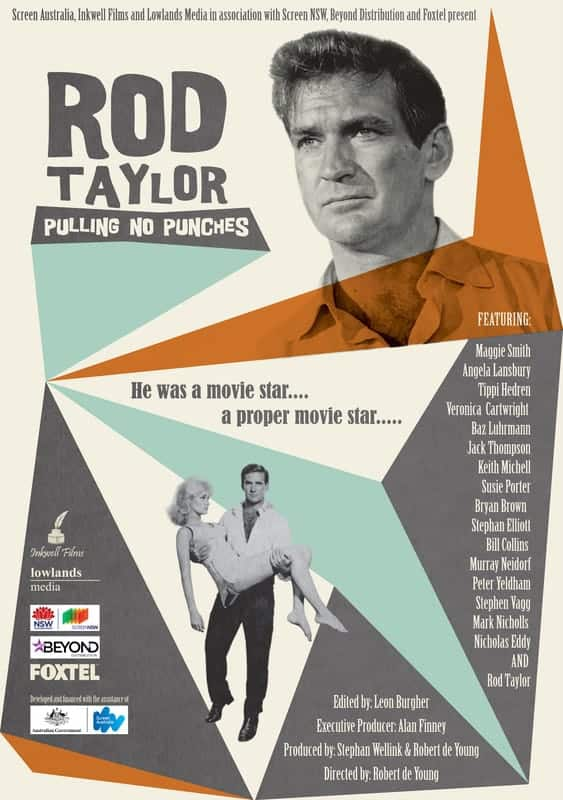Rod Taylor: Pulling No Punches*