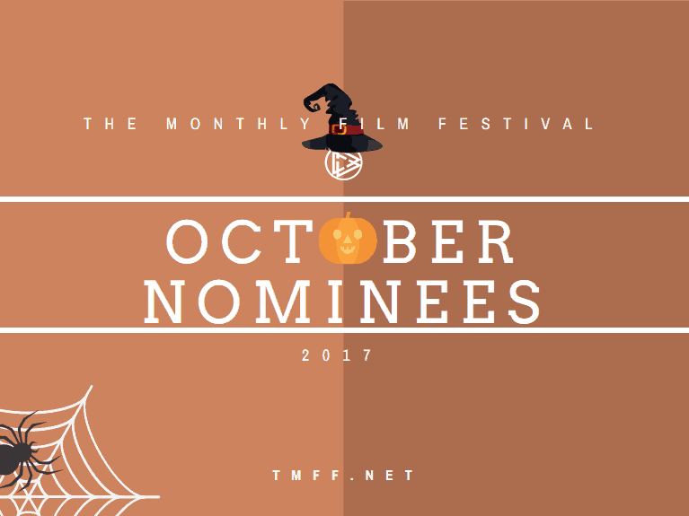 October 2017 Nominees Announced