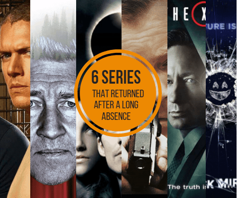 6 Series That Returned After a Long Absence