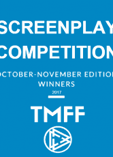 October-November 2017 Screenplay Competition Winners