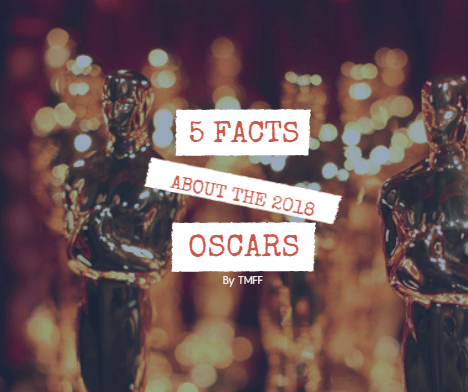 5 Facts About the 2018 Oscars
